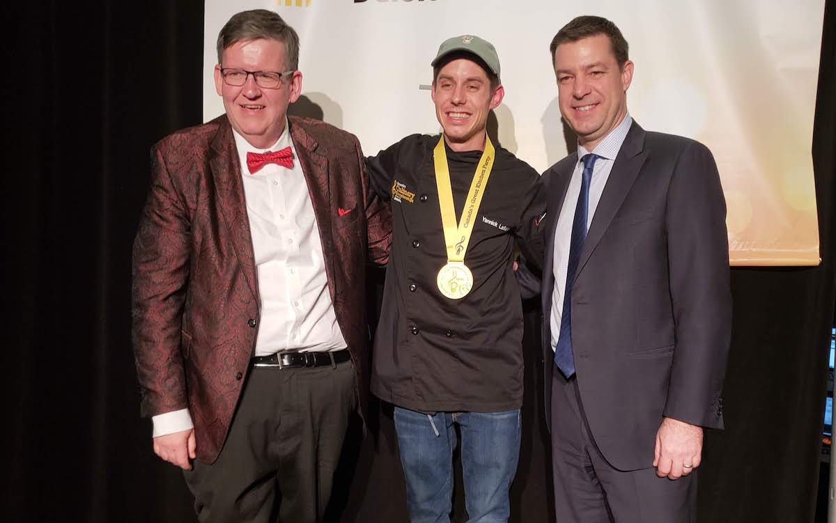 Ottawa/Gatineau wins Gold at the Canadian Culinary Championships
