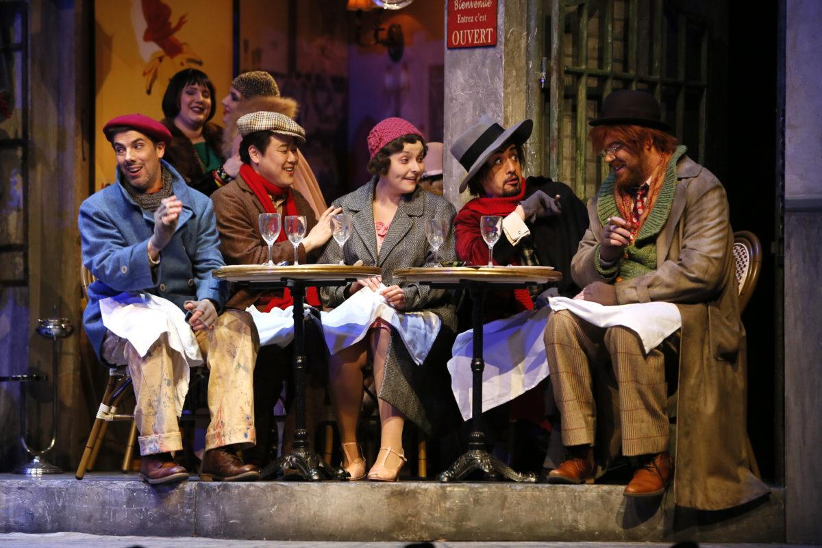 Vancouver Opera presents Puccini's La Bohème – The Greatest Love Story