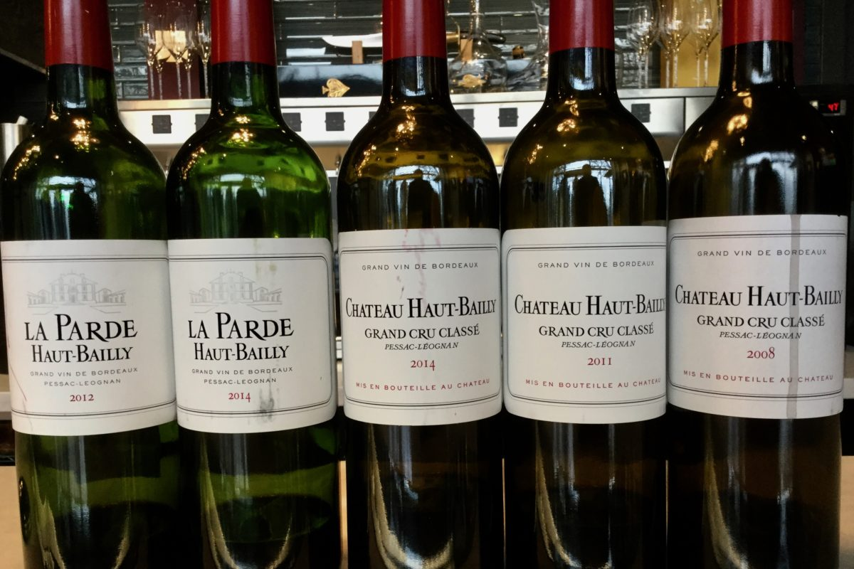 All About the Wines of Chateau Haut-Bailly