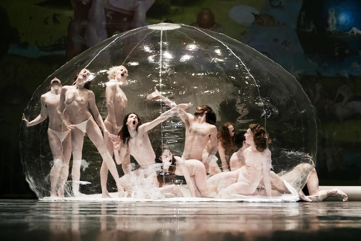 DanceHouse Presents Internationally Lauded Compagnie Marie Chouinard in Tribute to Hieronymus Bosch