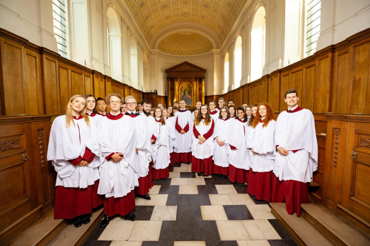 Clare College Cambridge Choir – Vancouver Debut March 22