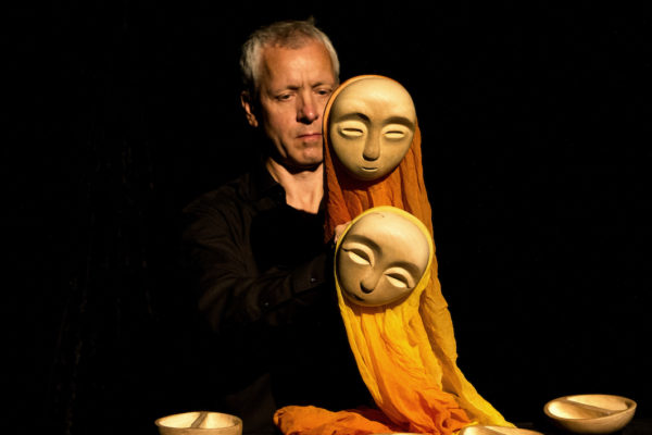 Surrey Civic Theatres Presents Evocative and Mature Puppet Performance: 'Metamorphosis'