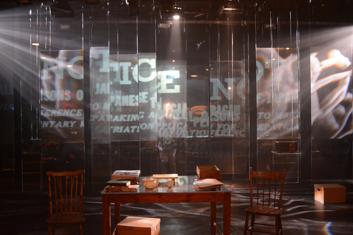 Firehall Arts Centre Presents 'The Tashme Project: The Living Archives' (April 2-13)