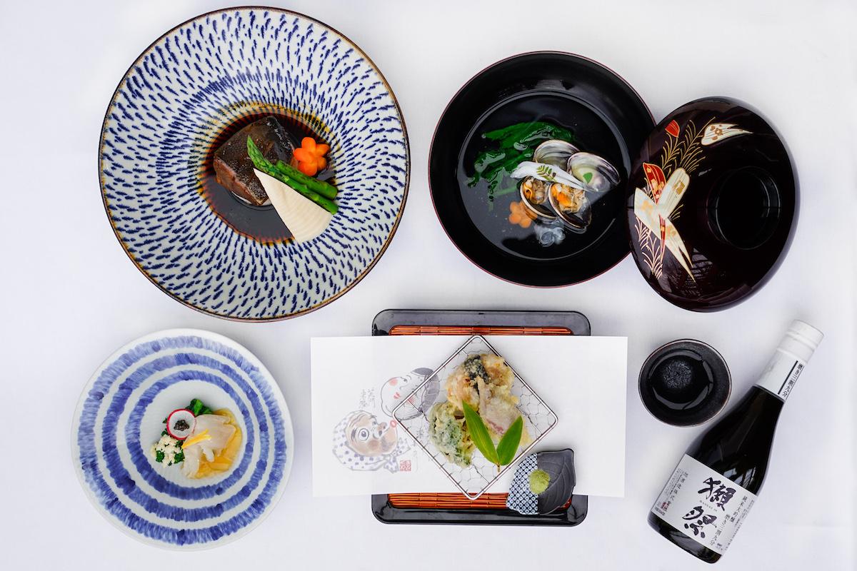 Yuwa Japanese Cuisine Hosts Dassai Sake Dinner, February 27