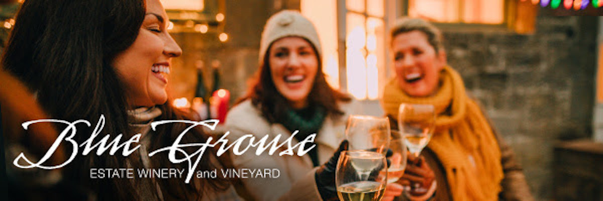 Winter Events at Blue Grouse Estate Winery and Vineyard!