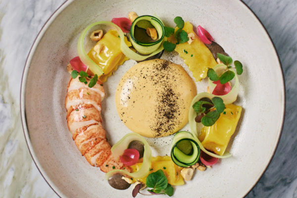 Romance is in the air at Hawksworth Restaurant