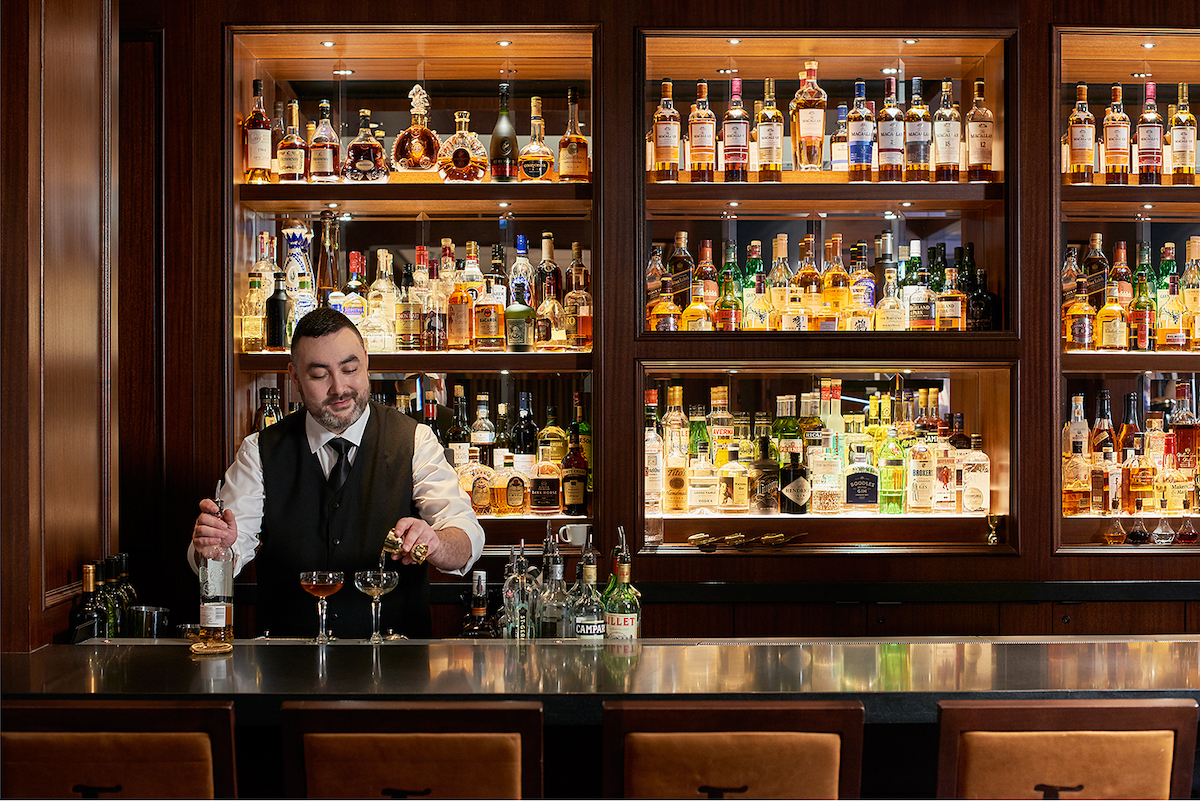 Cold Days are perfect for warming up with Happy Hour at Hy's Steakhouse
