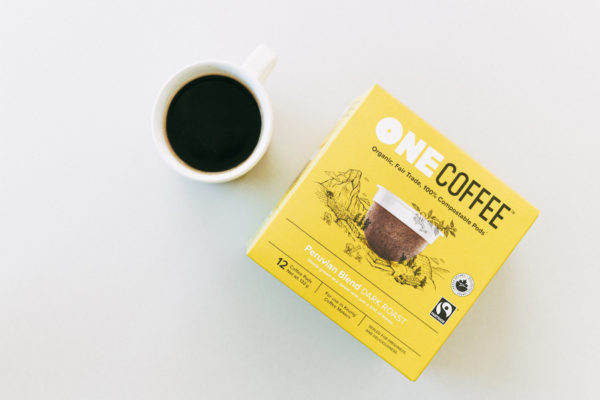 OneCoffee Asks for National Strategy to Encourage the Use of 100% Compostable Coffee Pods