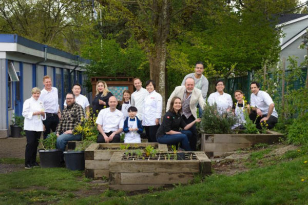EAT! Vancouver gives $50K to Project CHEF