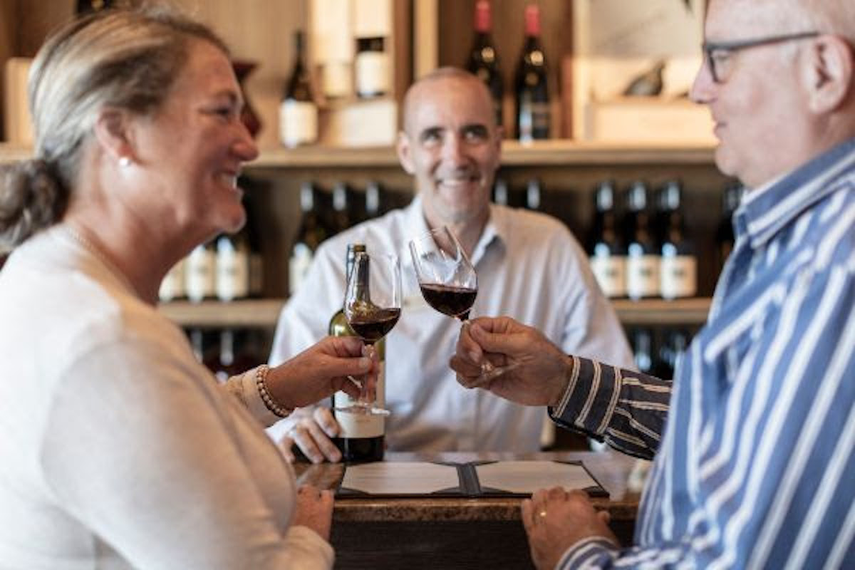 Fall in Love with Quails' Gate wines on Valentine's Day with Half Price Shipping
