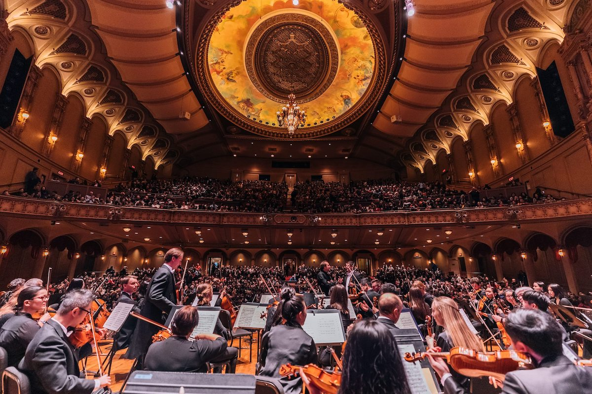 The VSO Announces the 2019-2020 Season Celebrating Music that Changed the World