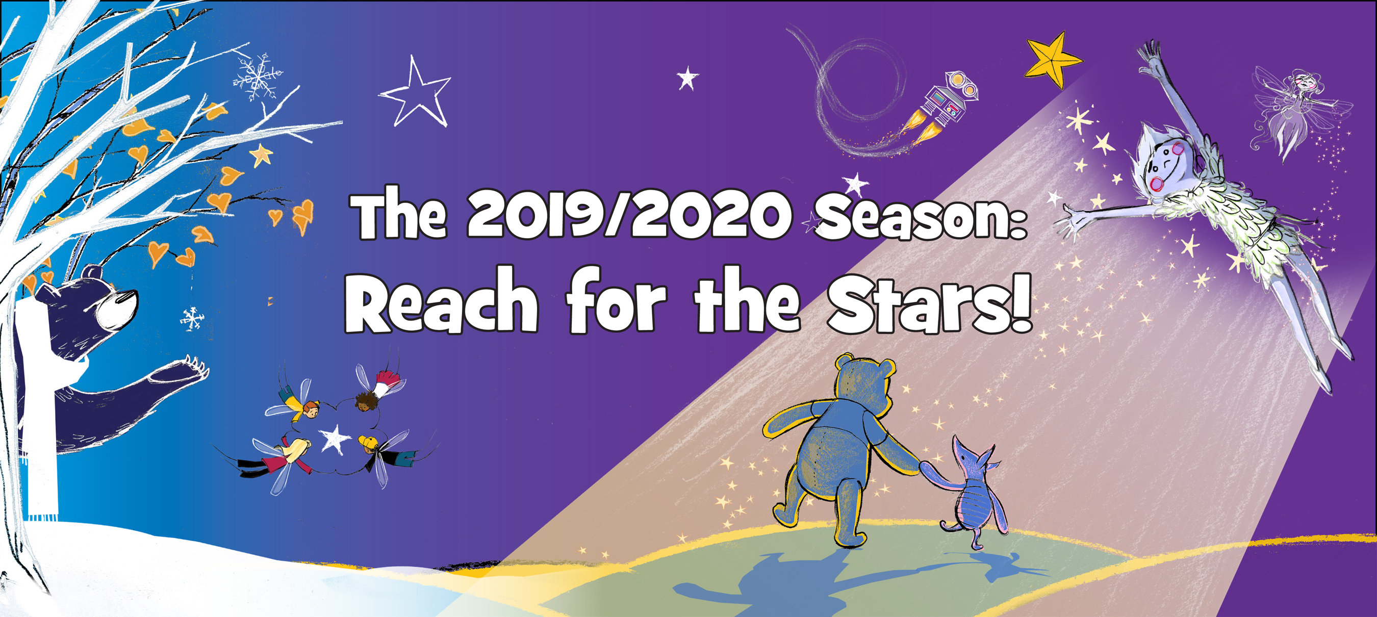 CTYP's 2019/20 Season Reaches for the Stars