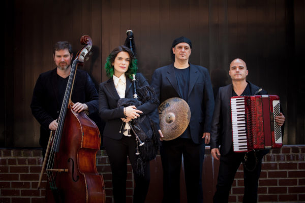 Chan Centre Presents the Cristina Pato Quartet for an Evening of Breathtaking Musicality