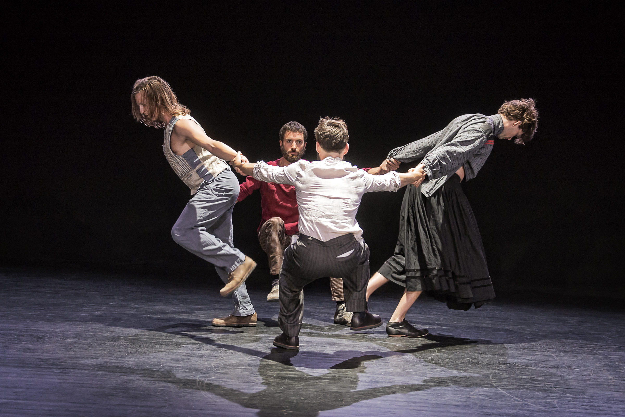 Austria's Simon Mayer subverts traditional dances and music in Sons of Sissy, Apr 4-6