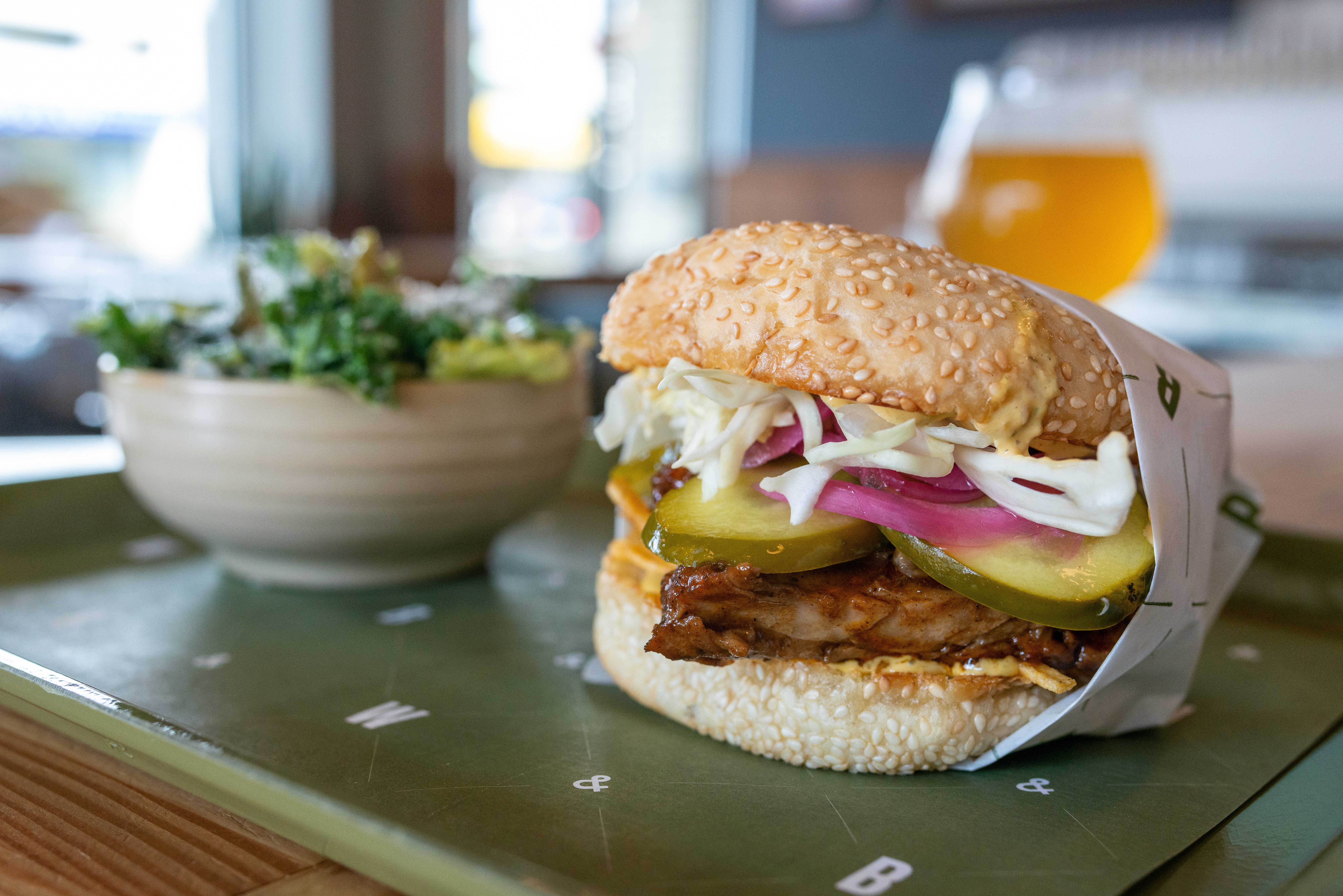Bells and Whistles Debuts New Daily Menus, Taps New Lineup of Local Craft Beer