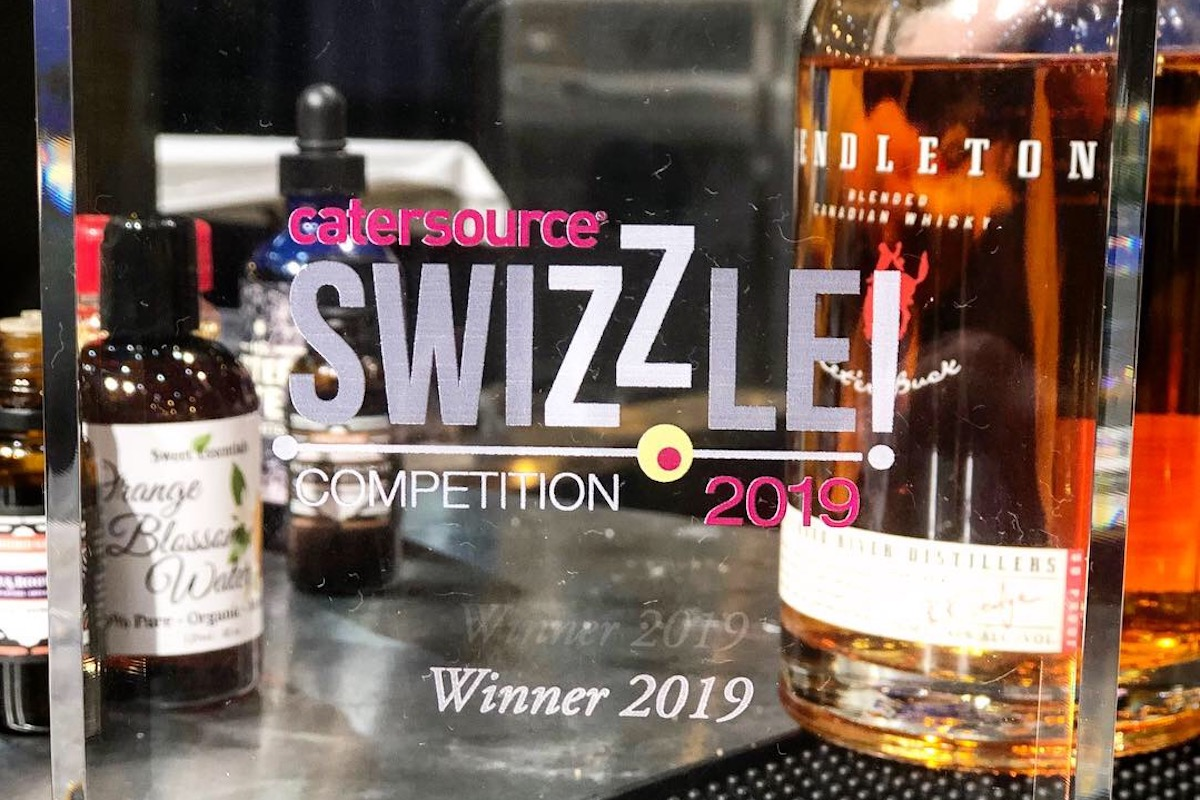 The Lazy Gourmet's Shannon Boudreau takes top prize at Catersource Swizzle cocktail competition in New Orleans