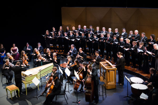 EMV Presents Pacific Baroque Orchestra in 'Handel Coronation Anthems'