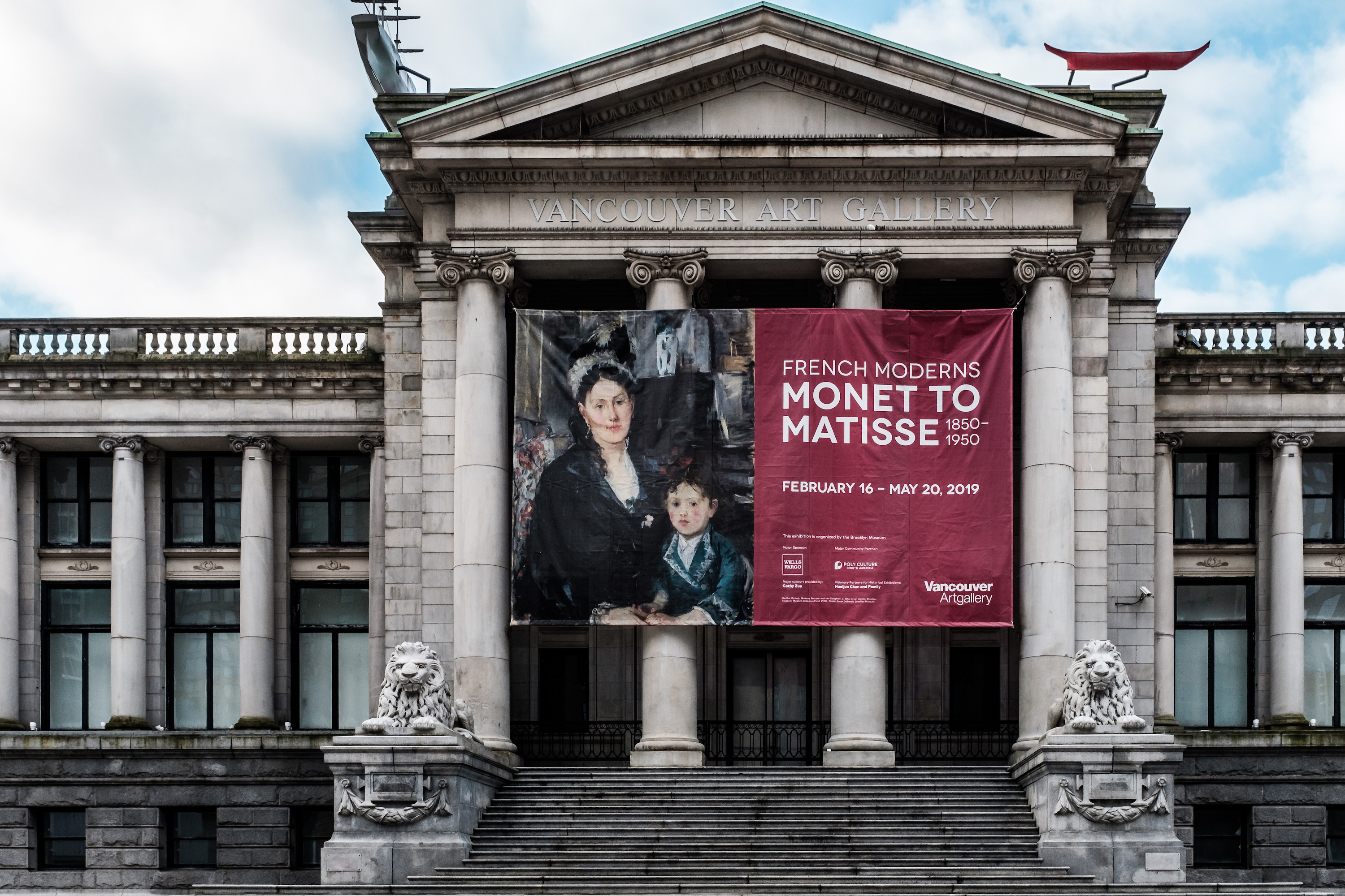 "Vancouver Art Gallery: ""French Moderns: Monet to Matisse, 1850 – 1950"