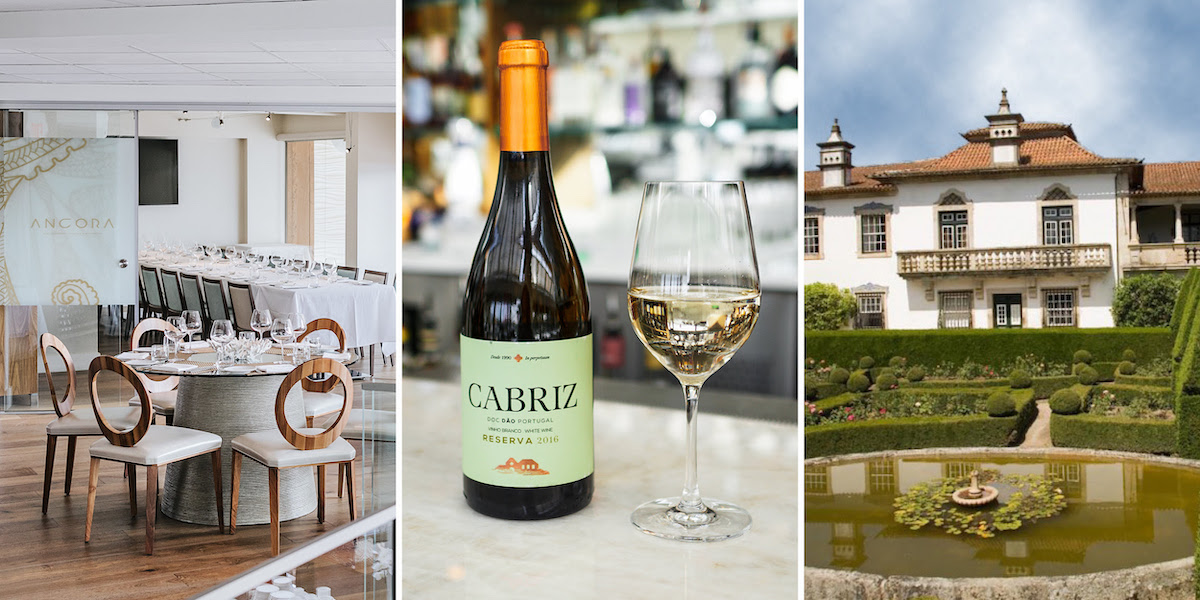 Ancora False Creek Spotlights Portuguese Wines During Exclusive Dinner on April 2