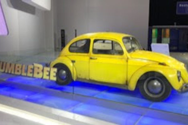 BUMBLEBEE CREATING BUZZ IN ADVANCE OF VANCOUVER AUTO SHOW