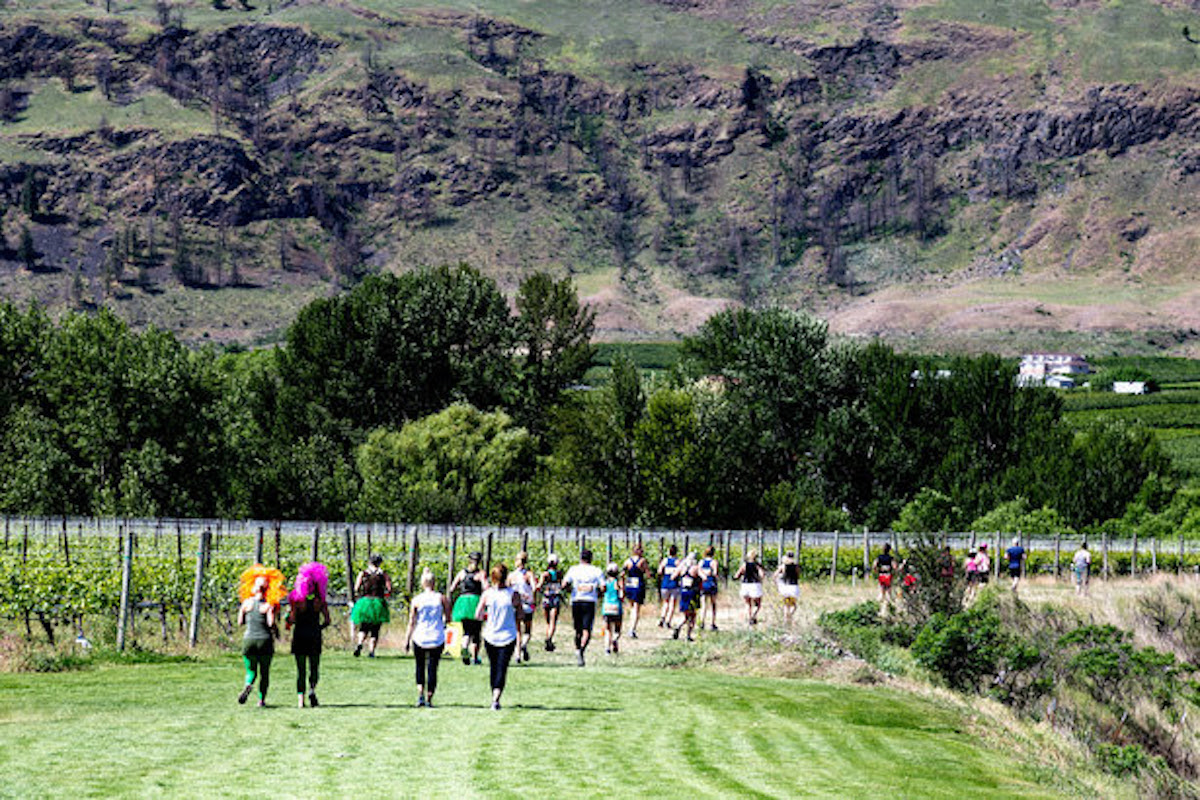 Get ready for the highly anticipated Half Corked Marathon weekend in Oliver Osoyoos Wine Country