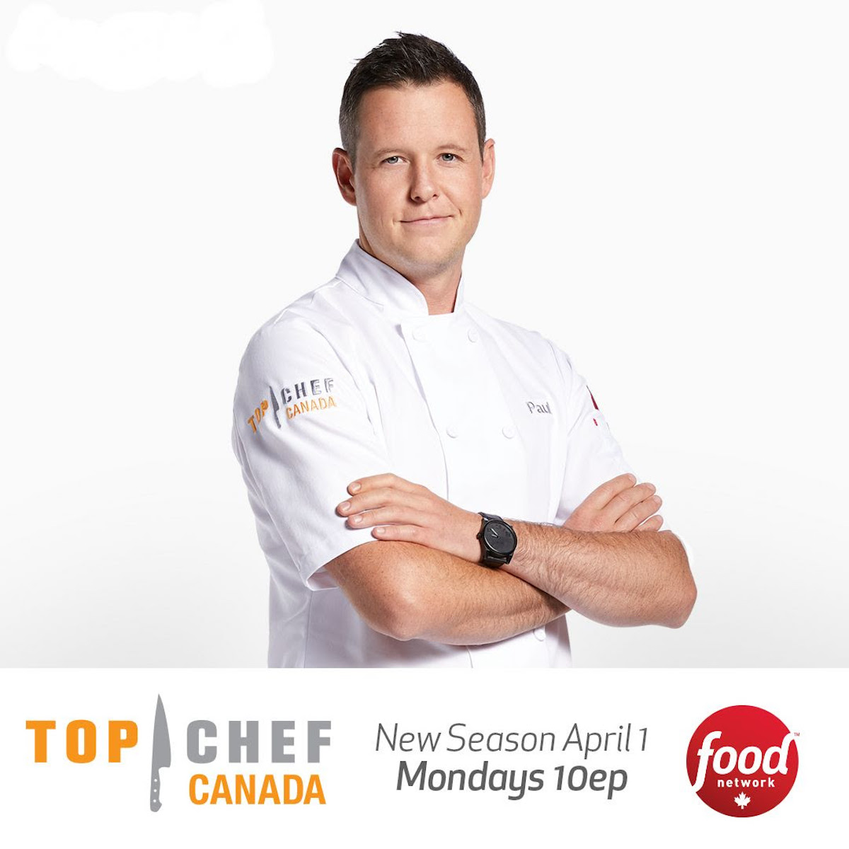 Chef Paul Moran set to compete on Food Network's Top Chef Canada