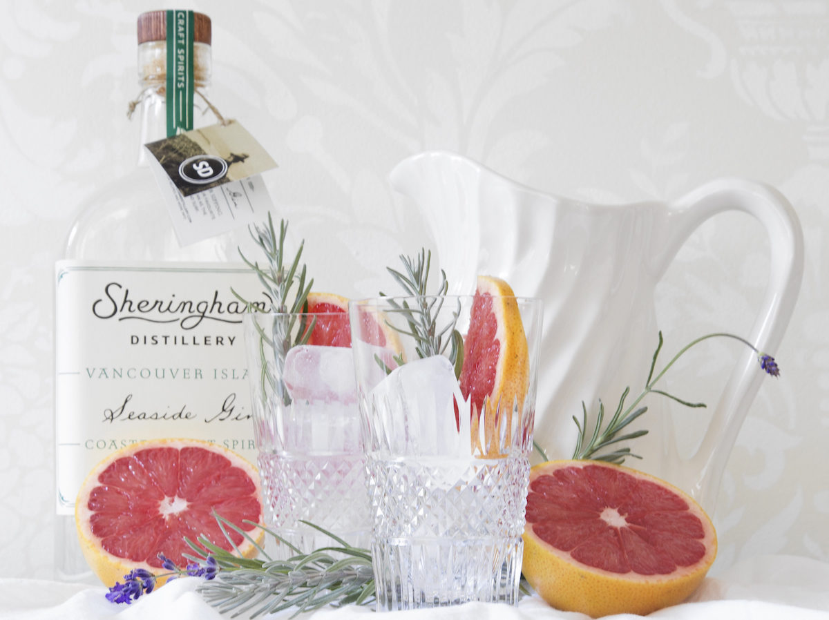 SHERINGHAM DISTILLERY TAKES GOLD WIN AS PRODUCT OF THE YEAR AT BC FOOD AND BEVERAGE AWARDS