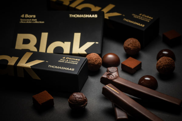 Thomas Haas introduces The Blak Collection