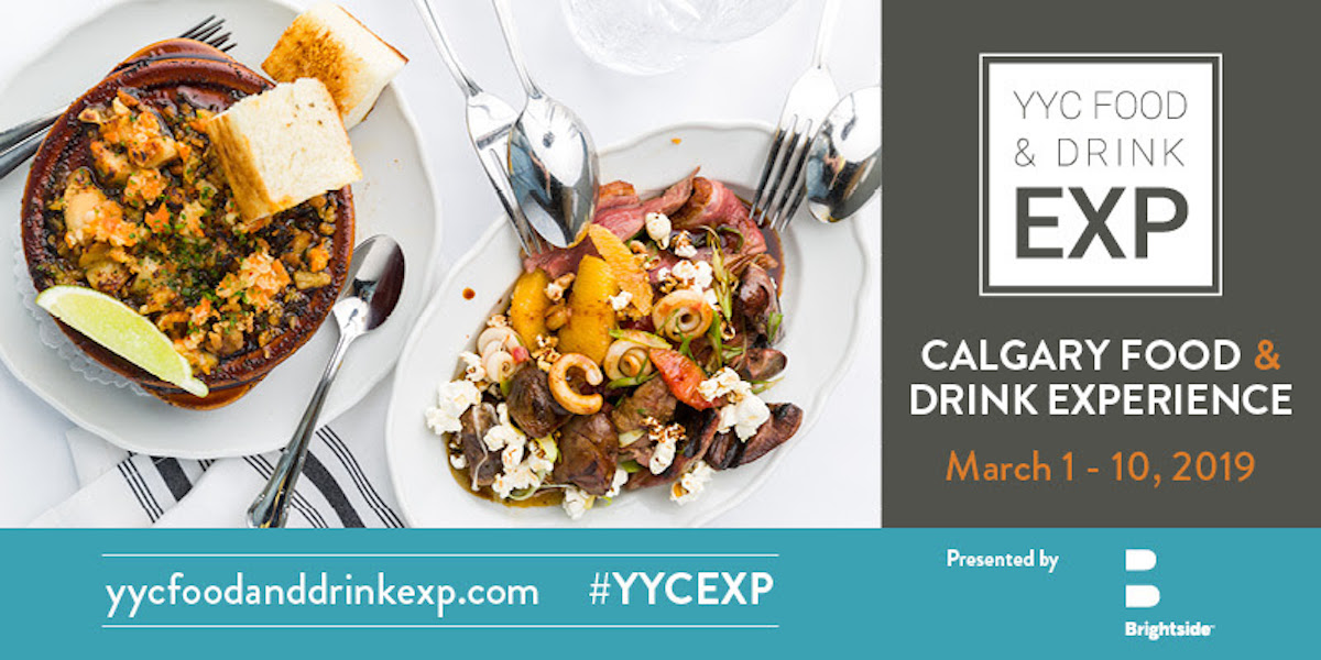 Don't miss out on on Calgary's premier food event!