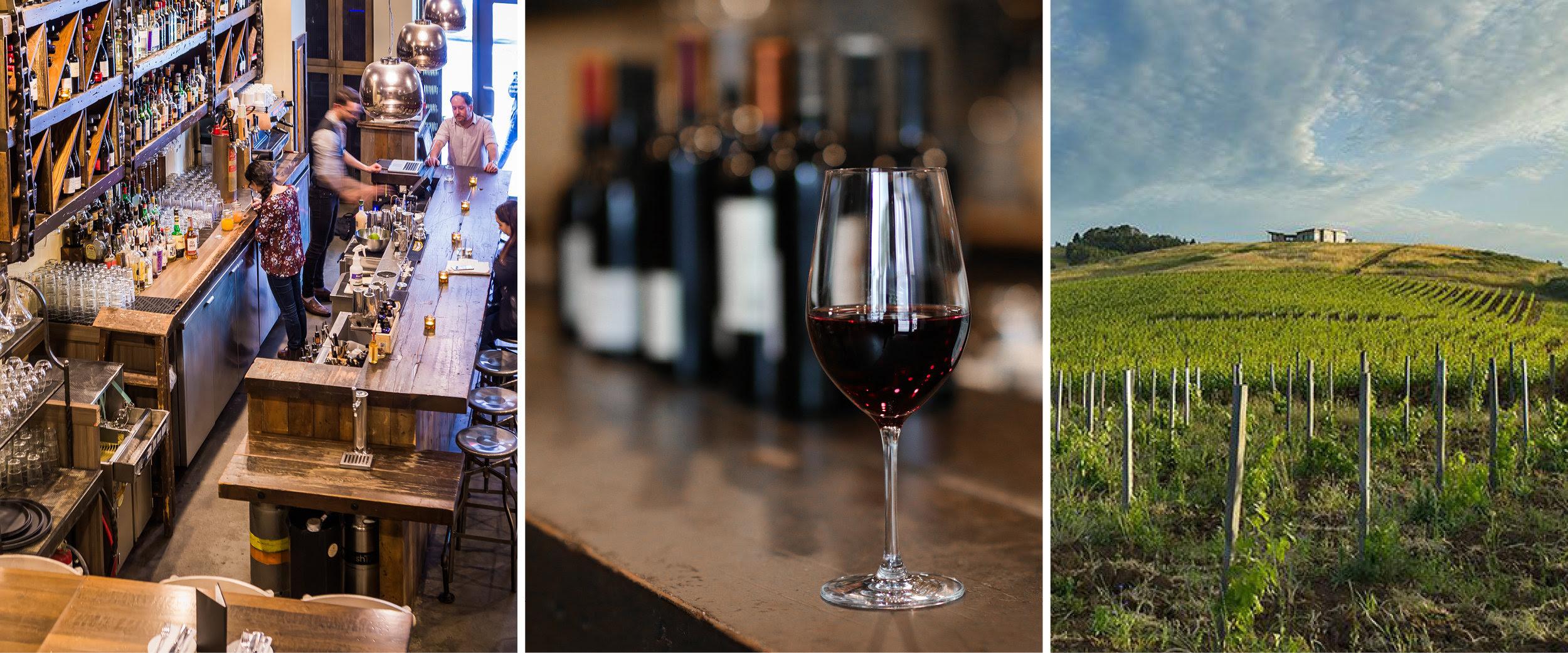 Tuc Hosts Brittan Vineyards Wine Dinner, April 14