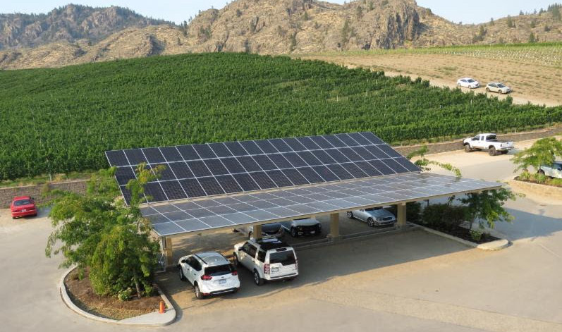 Public Welcome at Electric Vehicle & Solar Power Event Hosted at Burrowing Owl Estate Winery April 6
