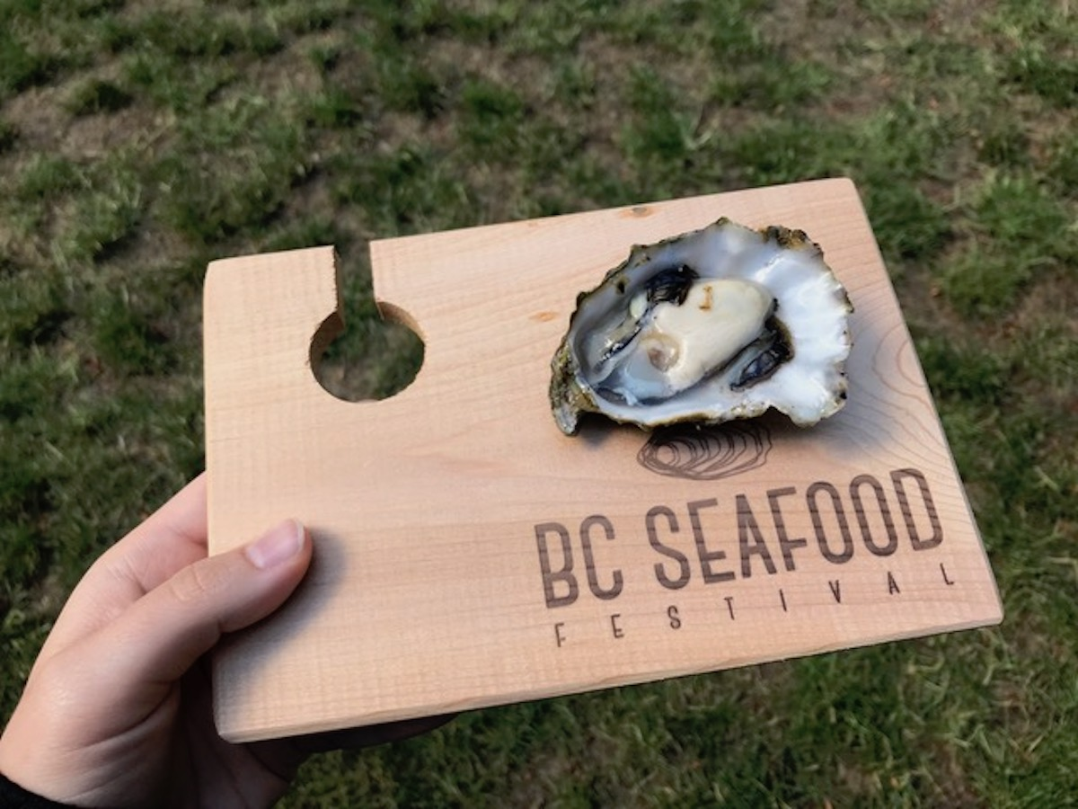BC Seafood Festival 2019 Launches Limited Release Signature Weekend Passes