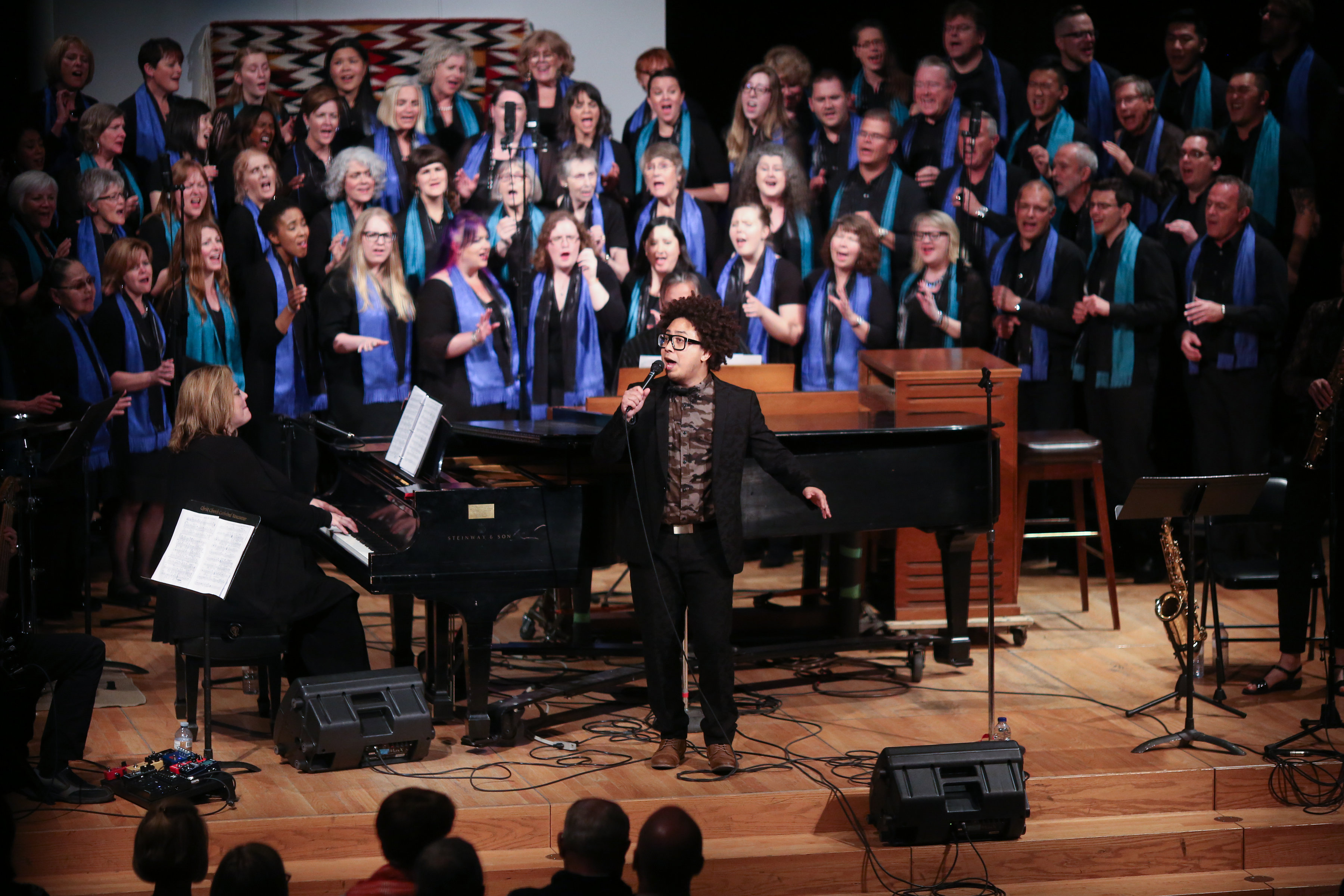 Good Noise Finishes 15th Anniversary Season with The Return of Soul Gospel