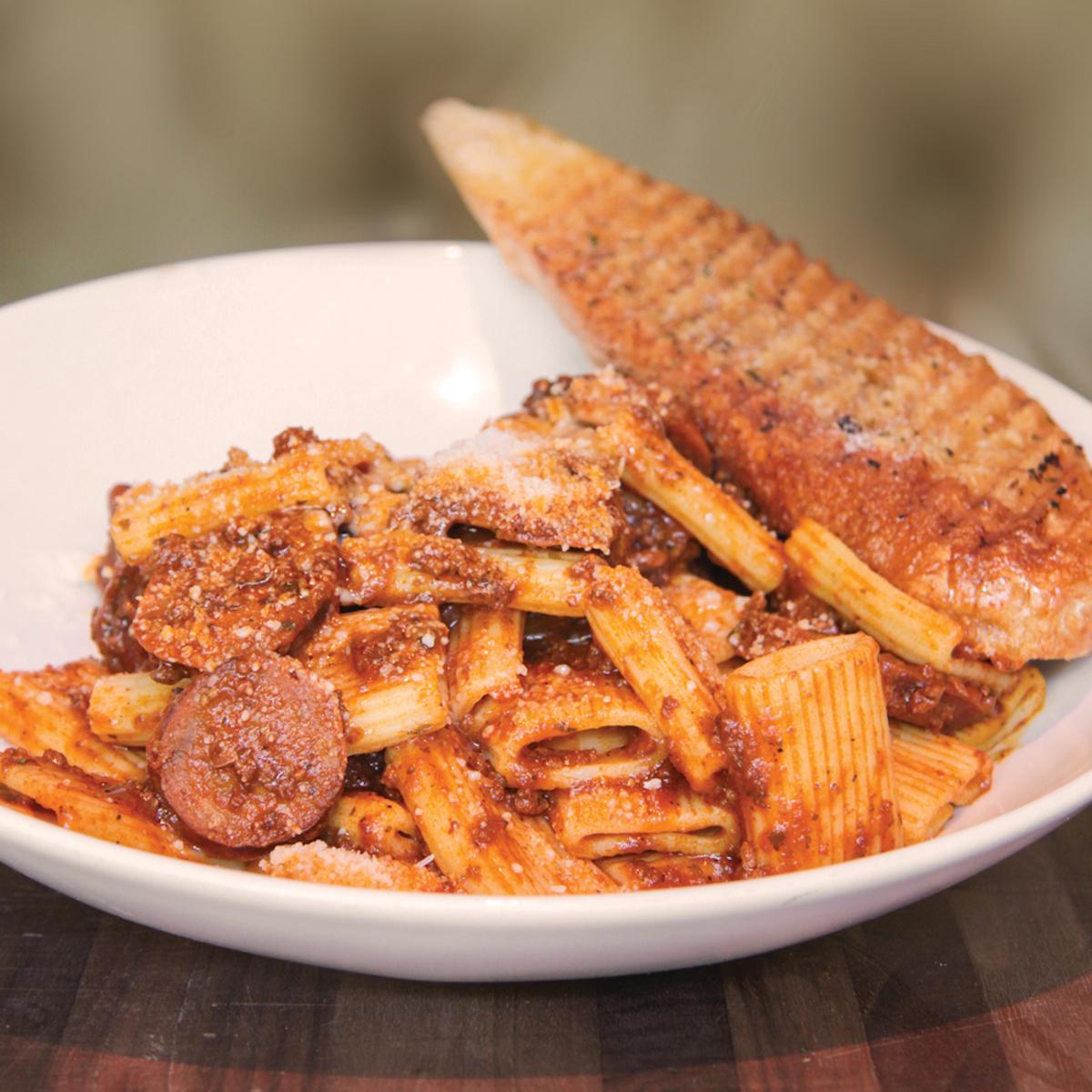 Famoso Italian Pizzeria + Bar rolls out their new 'More Italiano' menu featuring Authentico Pomodoro Sauce