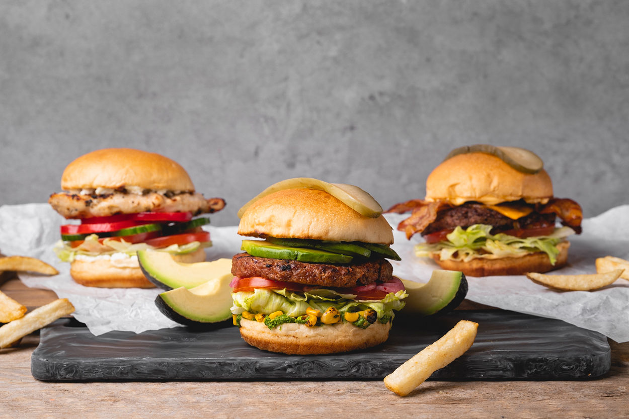 White Spot Introduces New Signature Avocado Beyond Burger to Menu on April 15