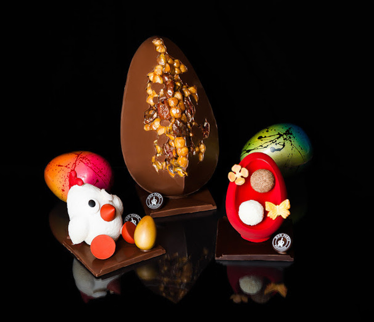 Exquisite Easter eggs found at Burnaby's Mon Paris