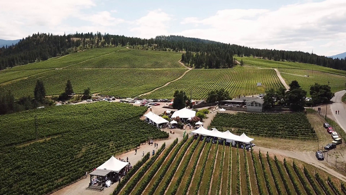 #BCWineMonth is coming to a close but there are lots of great events coming up!