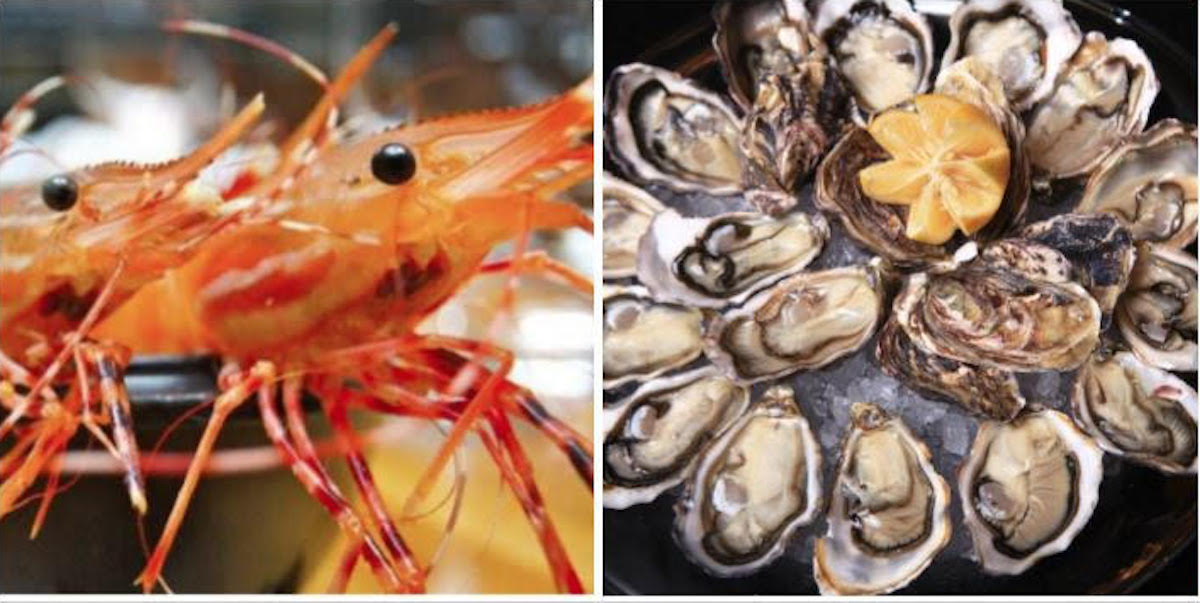 Buffet Brunch to a Spot Prawn Boil, Mother's Day at YEW is Bursting with Seafood