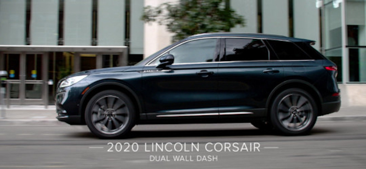 Revitalizing Journey: Elegant All-New Lincoln Corsair Glides into Soaring Segment of Small Luxury SUVs
