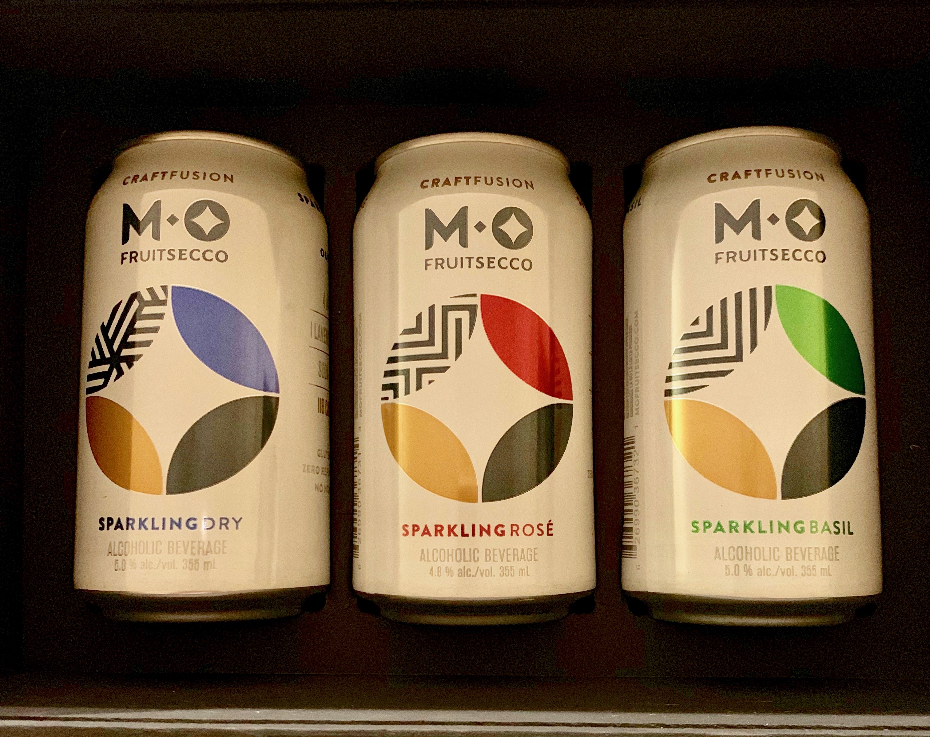 NEW SPARKLING BEVERAGE HITS THE B.C., ALBERTA MARKET IN TIME FOR SUMMER FROM M.O FRUITSECCO