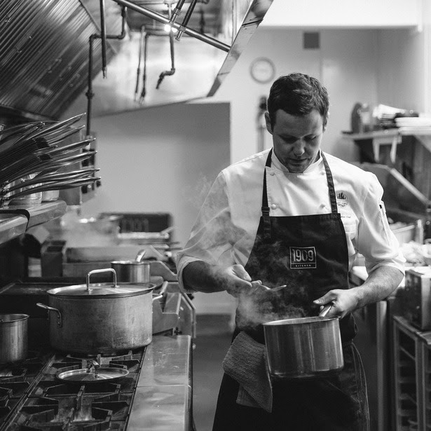 Tofino's Chef Paul Moran competes on Food Network Canada's Top Chef Canada
