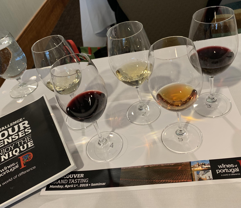 Wines of Portugal Seminar Meet & Taste Portugal's Native Grape Varieties!