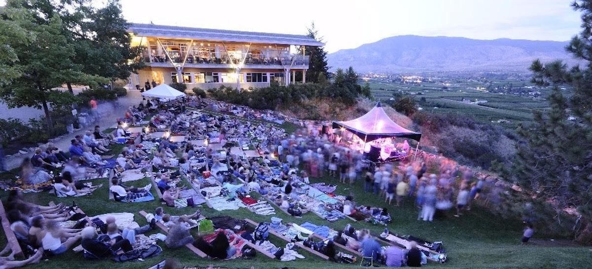 2019 Canadian Concert Series at Tinhorn Creek Announced