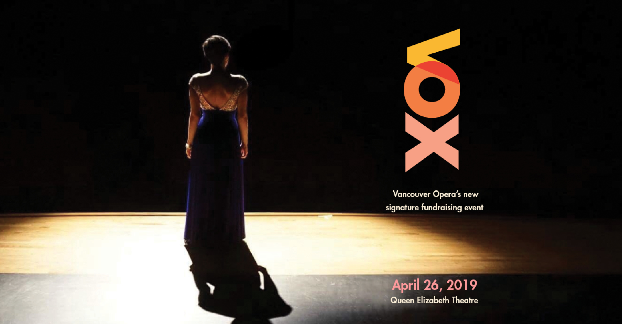 Canada's newest operatic talents take centre stage at VOX, Vancouver Opera's inaugural vocal competition, on April 26