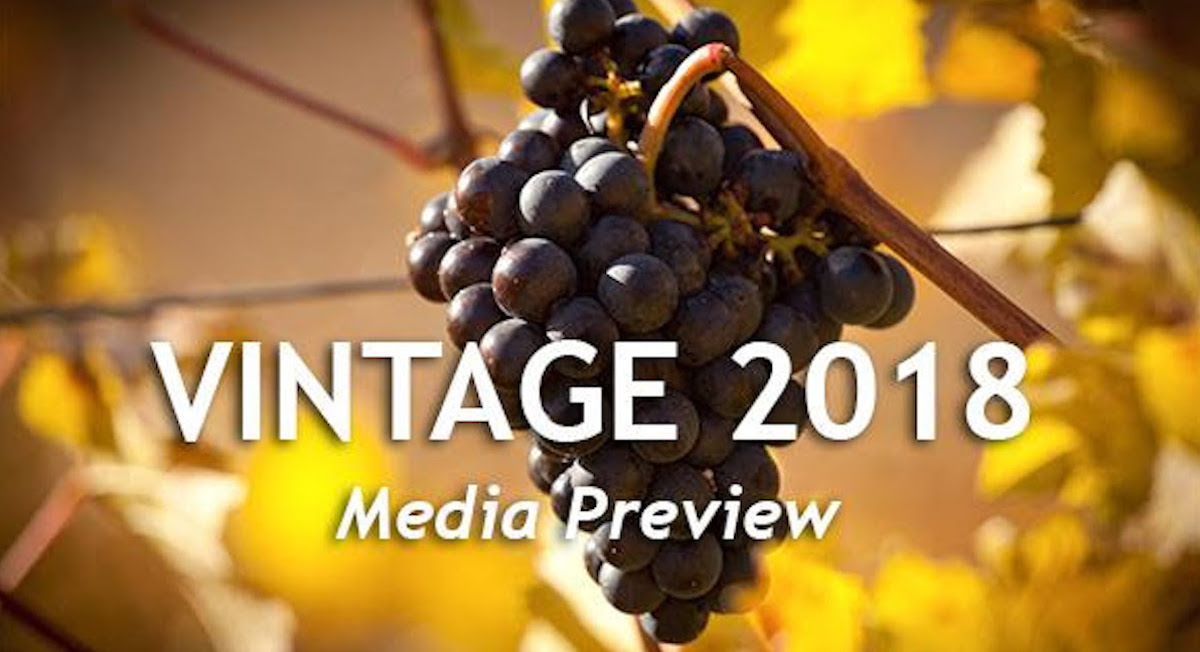 Vintage 2018 Media Preview a review by @Sam_WineTeacher