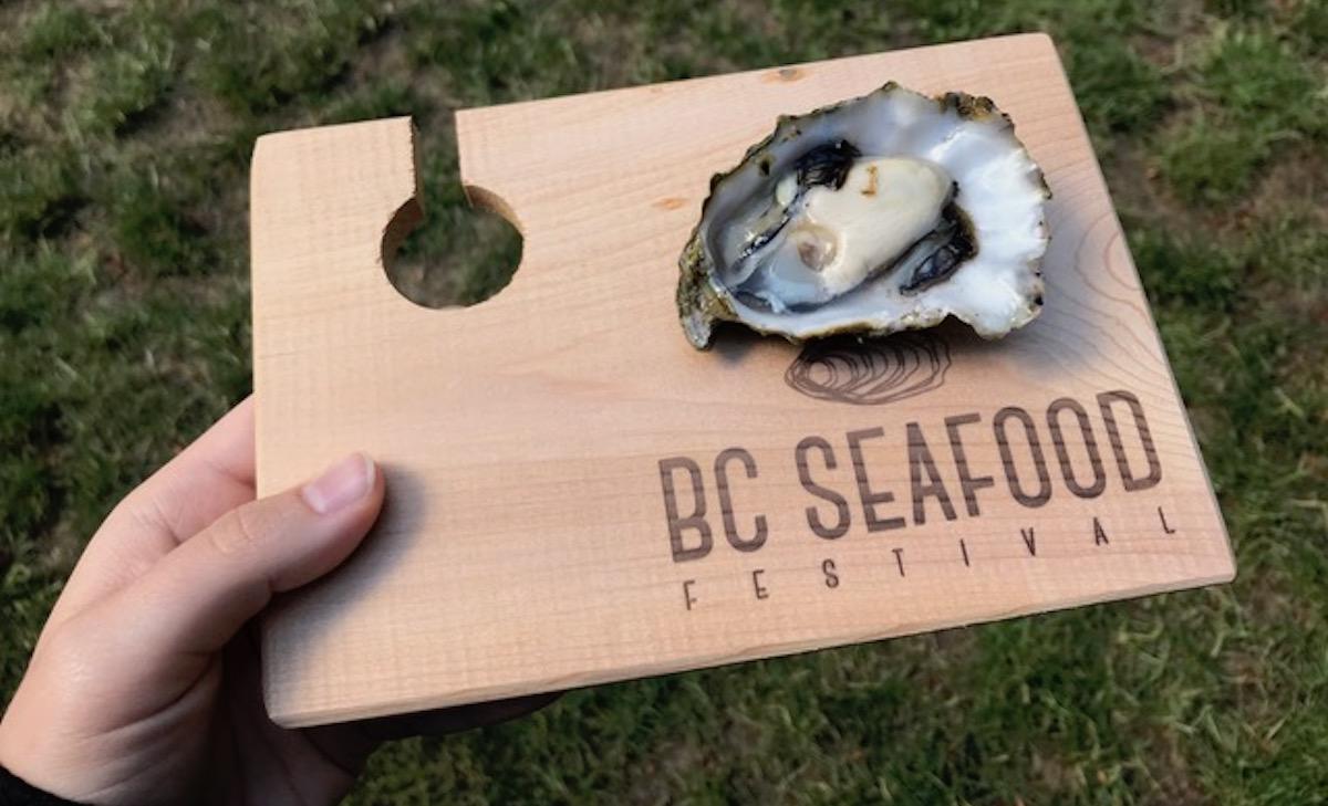 The BC Seafood FestivalSignature WeekendArrives!June 14-16