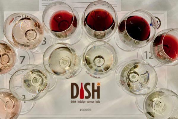 – drink – indulge – savour – help – exploring the U.S. wines of DISH Seminar