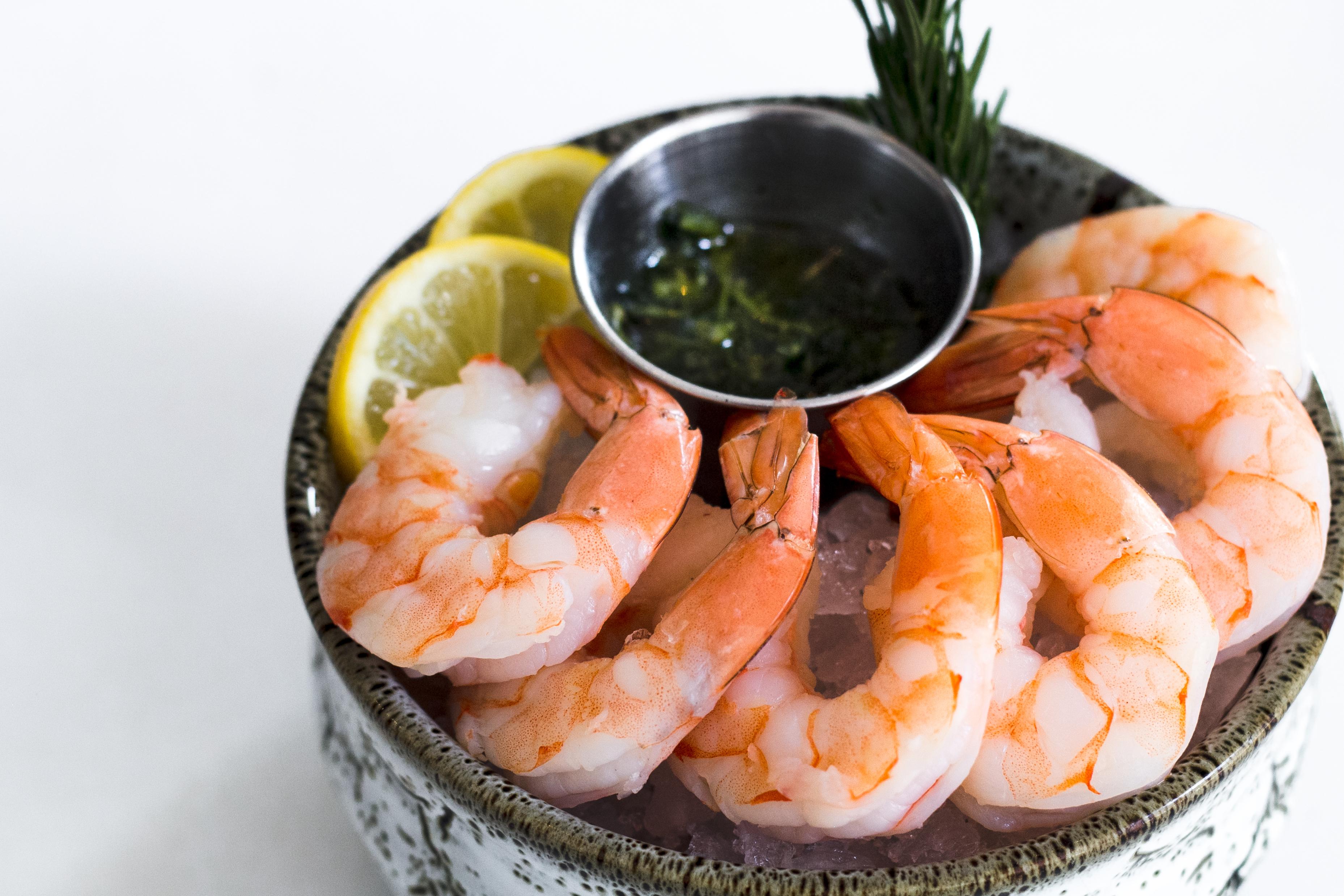 Miku Toronto's new recipe for National Shrimp Day May 9