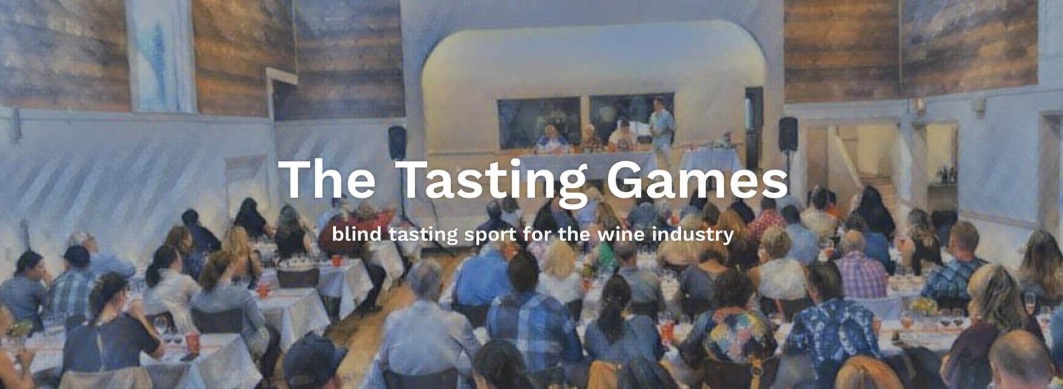 Cheer on your favourite wine taster at the Tasting Games Finale, Tuesday May 21 in Kelowna!