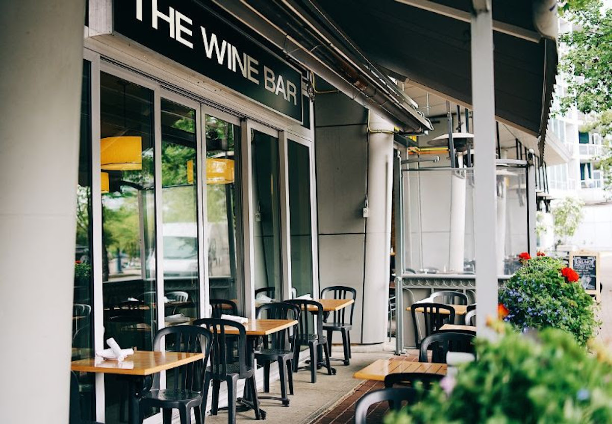 Hot Dogs & Cool Bubbles Pop Up at TWB-The Wine Bar